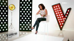 Jenifer Bartoli dans The Voice - 13/09/14 - 54