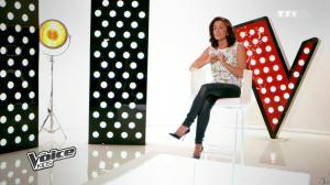 Jenifer Bartoli dans The Voice - 13/09/14 - 56