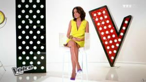 Jenifer Bartoli dans The Voice - 13/09/14 - 63