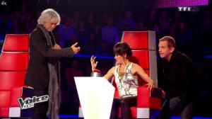 Jenifer Bartoli dans The Voice Kids - 06/09/14 - 01