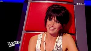 Jenifer Bartoli dans The Voice Kids - 06/09/14 - 03