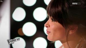 Jenifer Bartoli dans The Voice Kids - 06/09/14 - 05