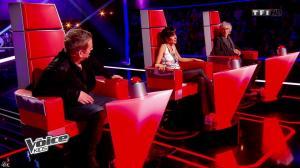 Jenifer Bartoli dans The Voice Kids - 06/09/14 - 06