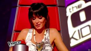 Jenifer Bartoli dans The Voice Kids - 06/09/14 - 07