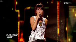 Jenifer Bartoli dans The Voice Kids - 30/08/14 - 01