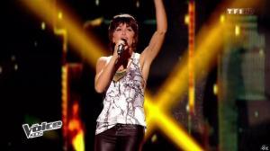 Jenifer Bartoli dans The Voice Kids - 30/08/14 - 02