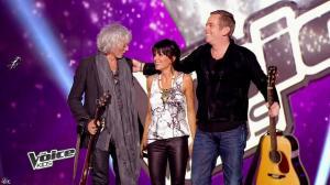 Jenifer Bartoli dans The Voice Kids - 30/08/14 - 04