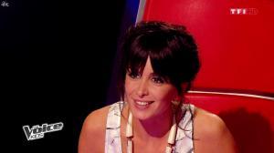 Jenifer Bartoli dans The Voice Kids - 30/08/14 - 06