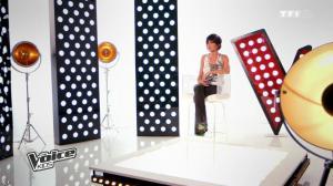 Jenifer Bartoli dans The Voice Kids - 30/08/14 - 08