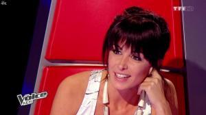 Jenifer Bartoli dans The Voice Kids - 30/08/14 - 09