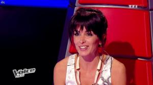 Jenifer Bartoli dans The Voice Kids - 30/08/14 - 11