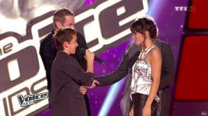 Jenifer Bartoli dans The Voice Kids - 30/08/14 - 13