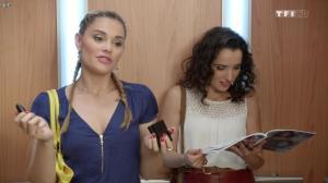 Joy Esther et Isabelle Vitari dans Nos Chers Voisins - 01/10/14 - 04