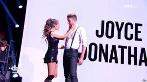 Joyce Jonathan dans Danse avec les Stars - 04/10/14 - 02