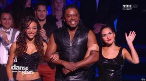 Joyce Jonathan dans Danse avec les Stars - 04/10/14 - 03
