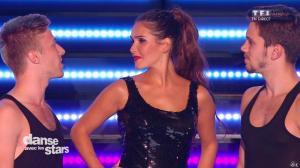 Joyce Jonathan dans Danse avec les Stars - 04/10/14 - 05