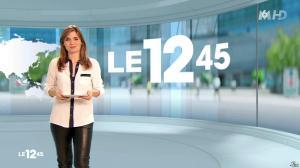 Karelle Ternier dans le 12 45 - 02/11/14 - 17