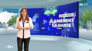 Karelle Ternier dans le 12 45 - 02/11/14 - 18
