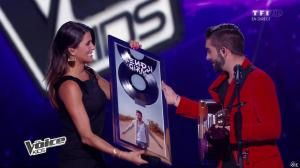 Karine Ferri dans The Voice Kids - 20/09/14 - 03