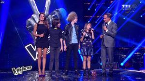 Karine Ferri dans The Voice Kids - 20/09/14 - 07
