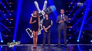 Karine Ferri dans The Voice Kids - 20/09/14 - 13