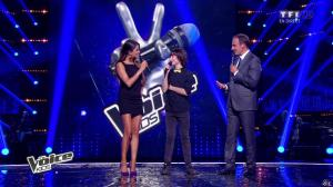 Karine Ferri dans The Voice Kids - 20/09/14 - 14