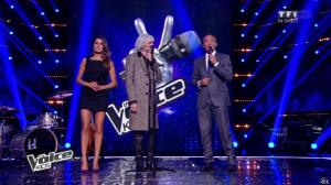 Karine Ferri dans The Voice Kids - 20/09/14 - 17