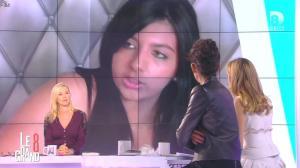Laurence Ferrari, Audrey Pulvar et Elisabeth Bost dans le Grand 8 - 01/10/14 - 29