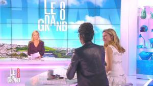 Laurence Ferrari, Audrey Pulvar et Elisabeth Bost dans le Grand 8 - 01/10/14 - 57