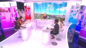 Laurence Ferrari, Audrey Pulvar, Hapsatou Sy et Elisabeth Bost dans le Grand 8 - 01/10/14 - 26