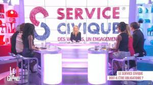 Laurence Ferrari, Audrey Pulvar et Hapsatou Sy dans le Grand 8 - 11/06/14 - 05