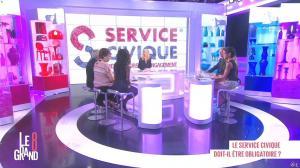 Laurence Ferrari, Audrey Pulvar et Hapsatou Sy dans le Grand 8 - 11/06/14 - 14