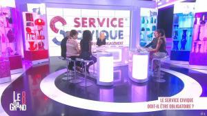 Laurence Ferrari, Audrey Pulvar et Hapsatou Sy dans le Grand 8 - 11/06/14 - 15