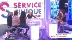 Laurence Ferrari, Audrey Pulvar et Hapsatou Sy dans le Grand 8 - 11/06/14 - 19