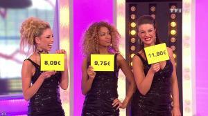 Les Gafettes, Fanny Veyrac, Doris Rouesne et Nadia Aydanne dans le Juste Prix - 25/01/11 - 18
