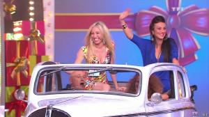 Les Gafettes, Fanny Veyrac et Nadia Aydanne dans le Juste Prix - 30/08/13 - 01