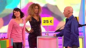 Les Gafettes, Inconnue et Doris Rouesne dans le Juste Prix - 25/01/11 - 23