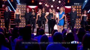 Lorie et Sofia Essaidi dans Samedi Soir On Chante Goldman - 19/01/13 - 18