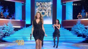 Marion Jollès et Clara Morgane dans En Route pour 2011 - 31/12/10 - 14