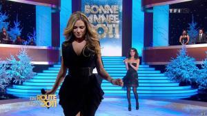 Marion Jollès et Clara Morgane dans En Route pour 2011 - 31/12/10 - 15