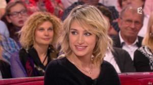 Pauline Lefèvre dans Vivement Dimanche - 02/11/14 - 04