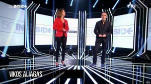 Sandrine Quétier dans 50 Minutes Inside - 18/10/14 - 01