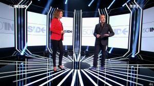 Sandrine Quétier dans 50 Minutes Inside - 18/10/14 - 02