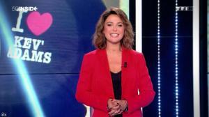 Sandrine Quétier dans 50 Minutes Inside - 18/10/14 - 03