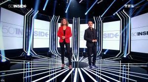 Sandrine Quétier dans 50 Minutes Inside - 18/10/14 - 04