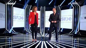 Sandrine Quétier dans 50 Minutes Inside - 18/10/14 - 06