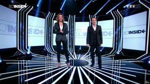 Sandrine Quétier dans 50 Minutes Inside - 25/10/14 - 01