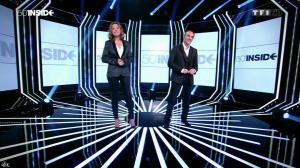 Sandrine Quétier dans 50 Minutes Inside - 25/10/14 - 03