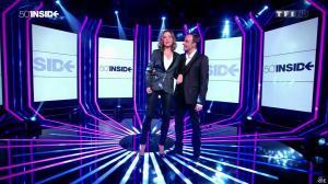 Sandrine Quétier dans 50 Minutes Inside - 25/10/14 - 05
