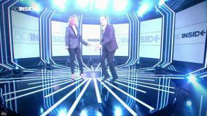 Sandrine Quétier dans 50 Minutes Inside - 25/10/14 - 06